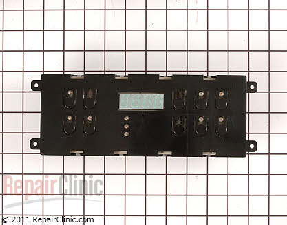 Oven Control Board 318184400       Main Product View