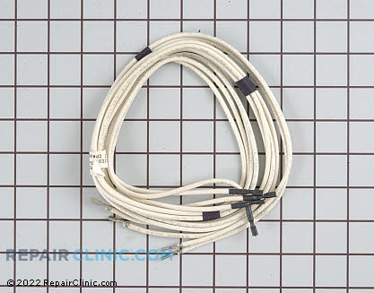Universal Stove Wire Harness