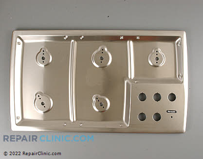 Metal Cooktop 143102 Main Product View