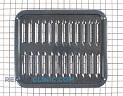 Broiler Pan Insert - Part # 495786 Mfg Part # 316082000