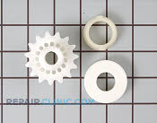 Sprocket, powerscrew - Part # 557121 Mfg Part # 4161449