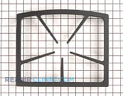 Burner Grate - Part # 1372163 Mfg Part # 72468SB