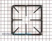 Burner Grate - Part # 701386 Mfg Part # 74001076