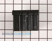Cap grill ls - Part # 297611 Mfg Part # WR2X7155