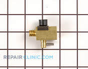 Surface Burner Valve - Part # 1239710 Mfg Part # Y0301361