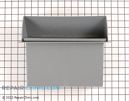 Damper, wall cap (3 1 A403 Main Product View