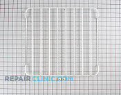 Rack (white) kit - Part # 207967 Mfg Part # M67D44