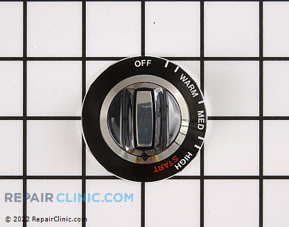 Control Knob 7733P009-60 Main Product View