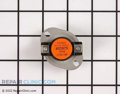 Cycling Thermostat 5308015398 Main Product View