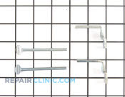Bracket Kit - Part # 638102 Mfg Part # 5303935029