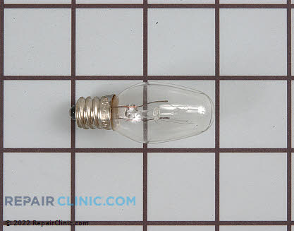 Hotpoint Dryer Light Bulb