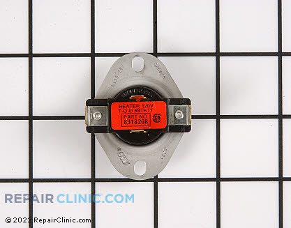 Cycling Thermostat (OEM)  8318268 - $35.20