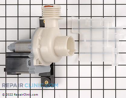 Drain Pump (OEM)  WH23X10016 - $115.50