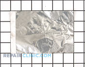 Foil - Part # 496264 Mfg Part # 316102202