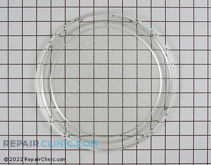 Glass Tray (OEM)  WB49X10010 - $16.10