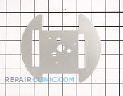 Stirrer Blade - Part # 242776 Mfg Part # WB06X10116