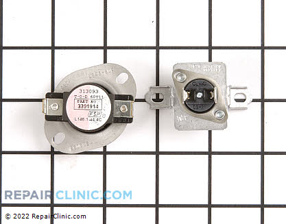 Thermal Cut Out Fuse Kit (OEM)  279973