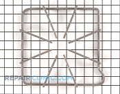 Burner Grate - Part # 1544565 Mfg Part # 7518P466-60