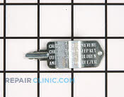 Door Key - Part # 105317 Mfg Part # A3199101
