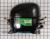 Compressor - Part # 2118946 Mfg Part # W10439652