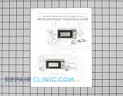 Owner's Manual - Part # 592978 Mfg Part # 46512P01