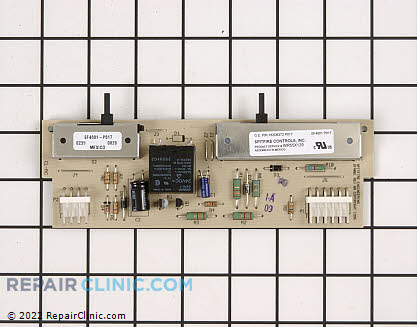 Dispenser Control Board WR55X129 Main Product View