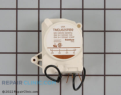 Defrost Timer (OEM)  WR9X480