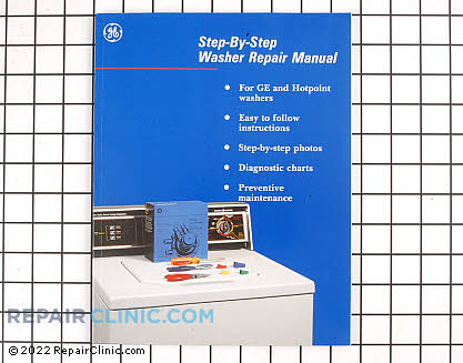 Repair Manual (OEM)  WX10X114 - $16.35