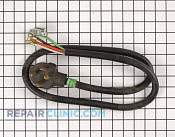 Power Cord - Part # 3243 Mfg Part # 33001781
