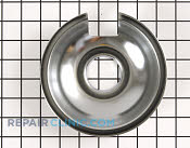 6 Inch Burner Drip Bowl - Part # 1901 Mfg Part # 715877