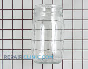Glass Jar - Part # 1246998 Mfg Part # Y707869