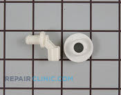 Dishrack Roller Assembly - Part # 613165 Mfg Part # 5300809873