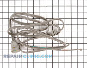 Power Cord - Part # 398915 Mfg Part # 1167752