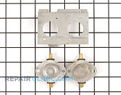 Thermostat - Part # 1101560 Mfg Part # 485385