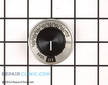 Thermostat Knob (OEM)  7820