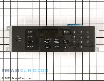 Oven Control Board 316127903       Main Product View