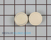 Kit, knob cap (alm) - Part # 400160 Mfg Part # 12001121