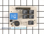 Relay Board - Part # 1025891 Mfg Part # 415255