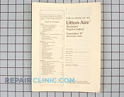 U&amp;c manual 8272  m94 - Part # 349901 Mfg Part # 0510000027