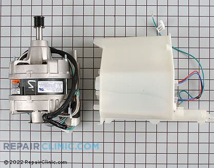 Drive Motor 12002039 Main Product View