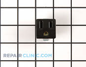 Outlet-conv - Part # 386508 Mfg Part # 109180