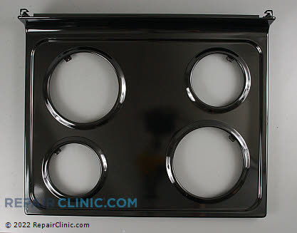 Metal Cooktop (OEM)  WB62T10015 - $64.05