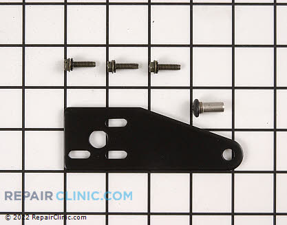 Top Hinge (OEM)  11697-STBLK