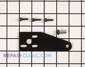 Top Hinge - Part # 908004 Mfg Part # 11697-STBLK