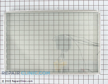 Glass Window (OEM)  WB55T10067, 911623