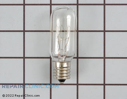 Frigidaire Microwave Light Bulb