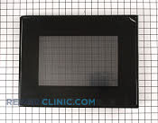 Window, door (outer-b - Part # 602525 Mfg Part # 51001249