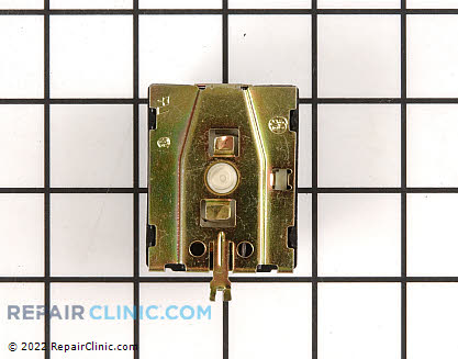 Heat Selector Switch (OEM)  31001236