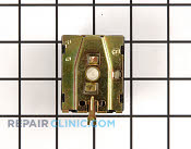 Heat Selector Switch - Part # 487739 Mfg Part # 31001236