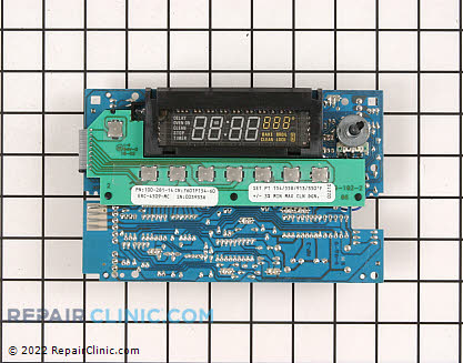 Oven Control Board 7601P154-60     Main Product View